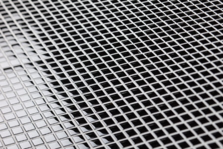 Crystal Black 15x15mm