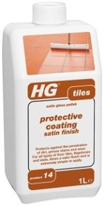 HG Protective coating Satin finish 1L, (prod 14)