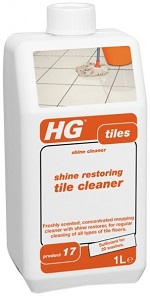 HG Tile cleaning and gloss restorative detergent (prod 17)