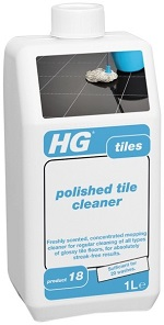 HG Polished tile cleaner (prod 18)