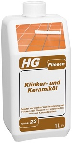 Clinker and ceramic tile oil (prod 23)