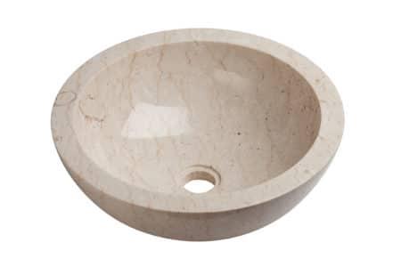 Wash Basin KCP 40x15cm Cream