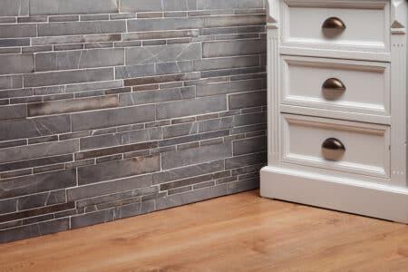 Legito Grey Wall Cladding, 300x300mm